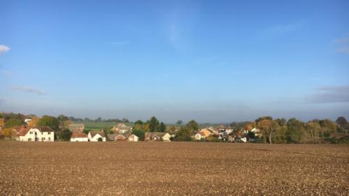 Photo of View of Woodham Walter from Church Field
